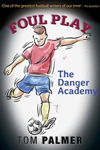 Tom Palmer author Danger Academy