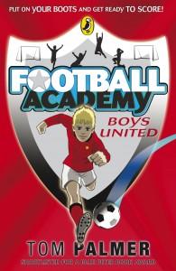 Football Academy 1 Boys United cover