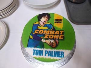 combat zone cake