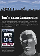 over the line jack poster mini image