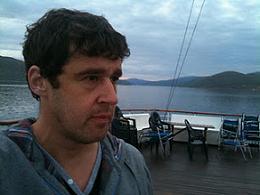 tom on board