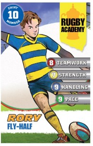 Rory card