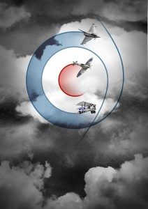 RAF Centenary Logo 2
