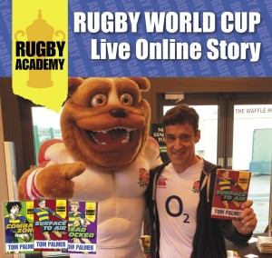 Rugby Academy Live Online Story