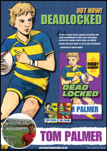 nz Deadlocked poster
