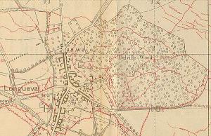 Delville wood map c