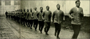 training white city 1915 b