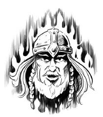 Viking fiction for children
